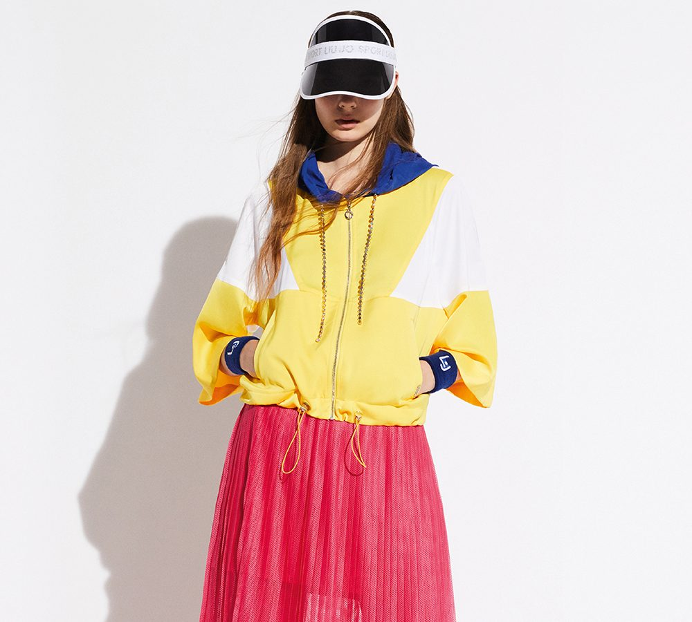 eurostyle ss 2019 collection liujo sport